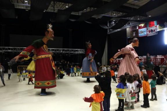 Solsona, a punt per posar-se la bata i donar la benvinguda al Carnaval