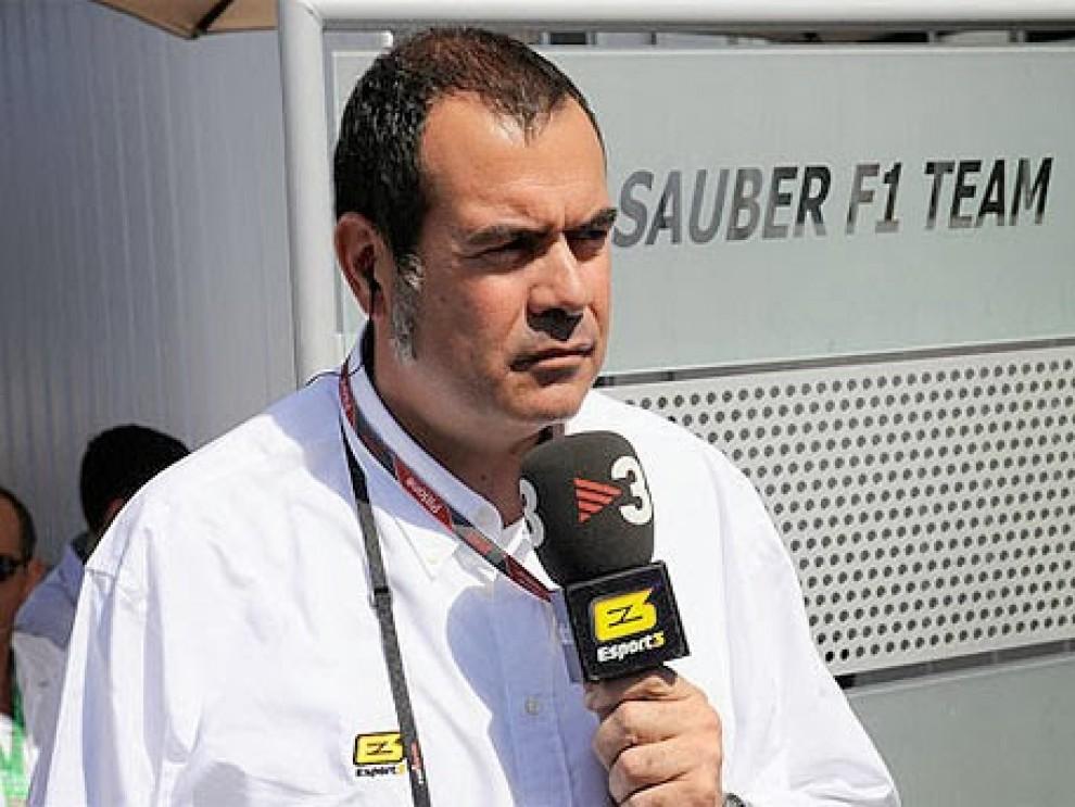 Josep Lluís Merlos, en una imatge d'arxiu
