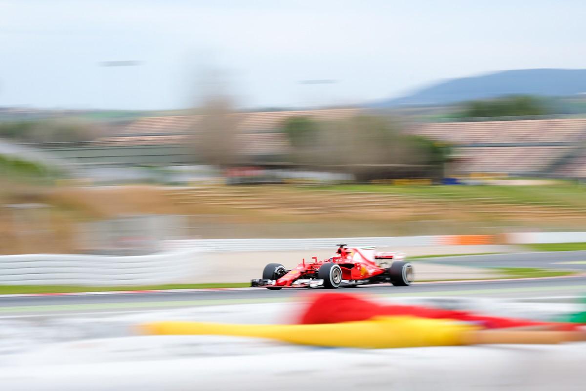 Els Ferrari han demostrat avui el su potencial