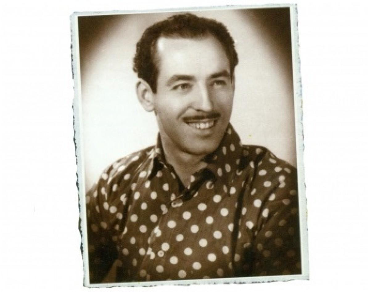José Valero, en una foto promocional dels anys quaranta del segle passat