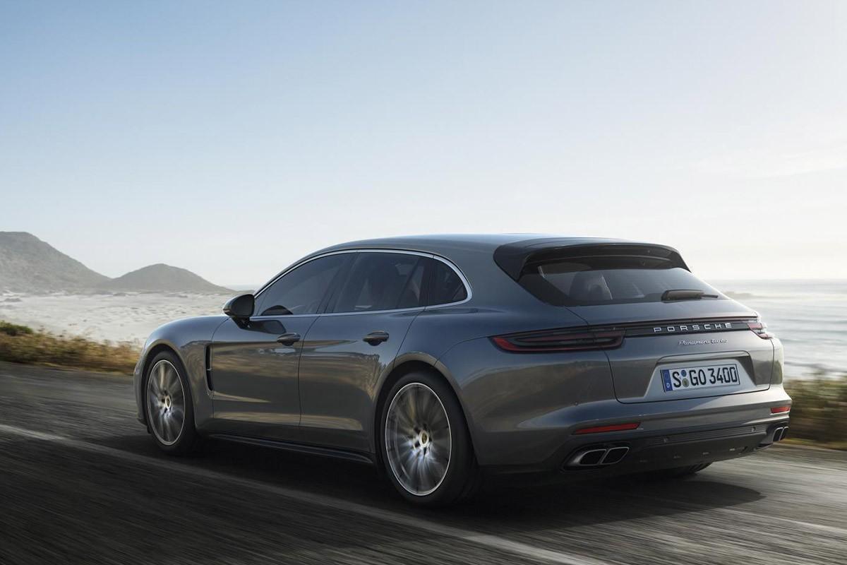 Porsche amplia la família Panamera amb la incorporació d'una nova versió de carrosseria