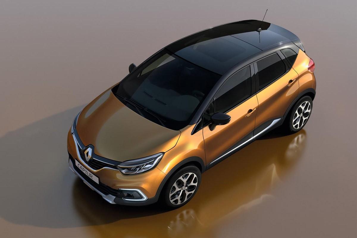 El nou Renault Captur remarca el seu caràcter Crossover