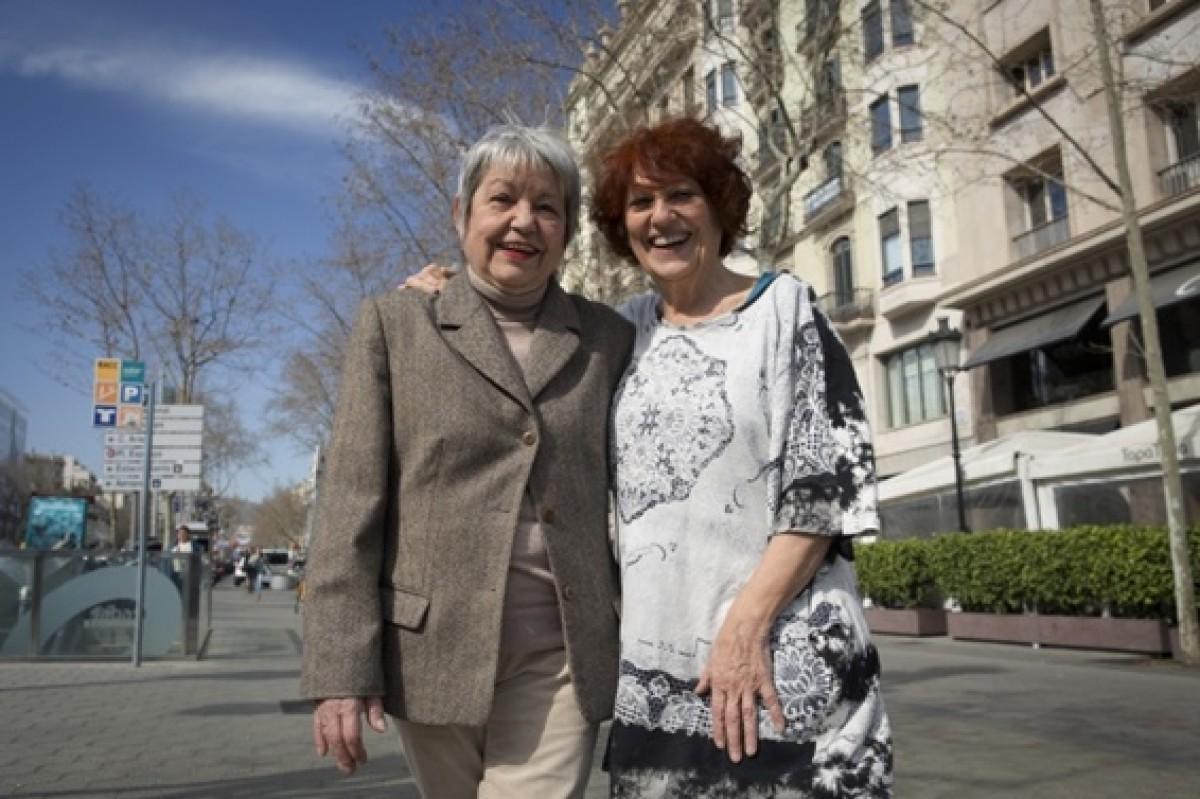 Elisa Serna i Julia León