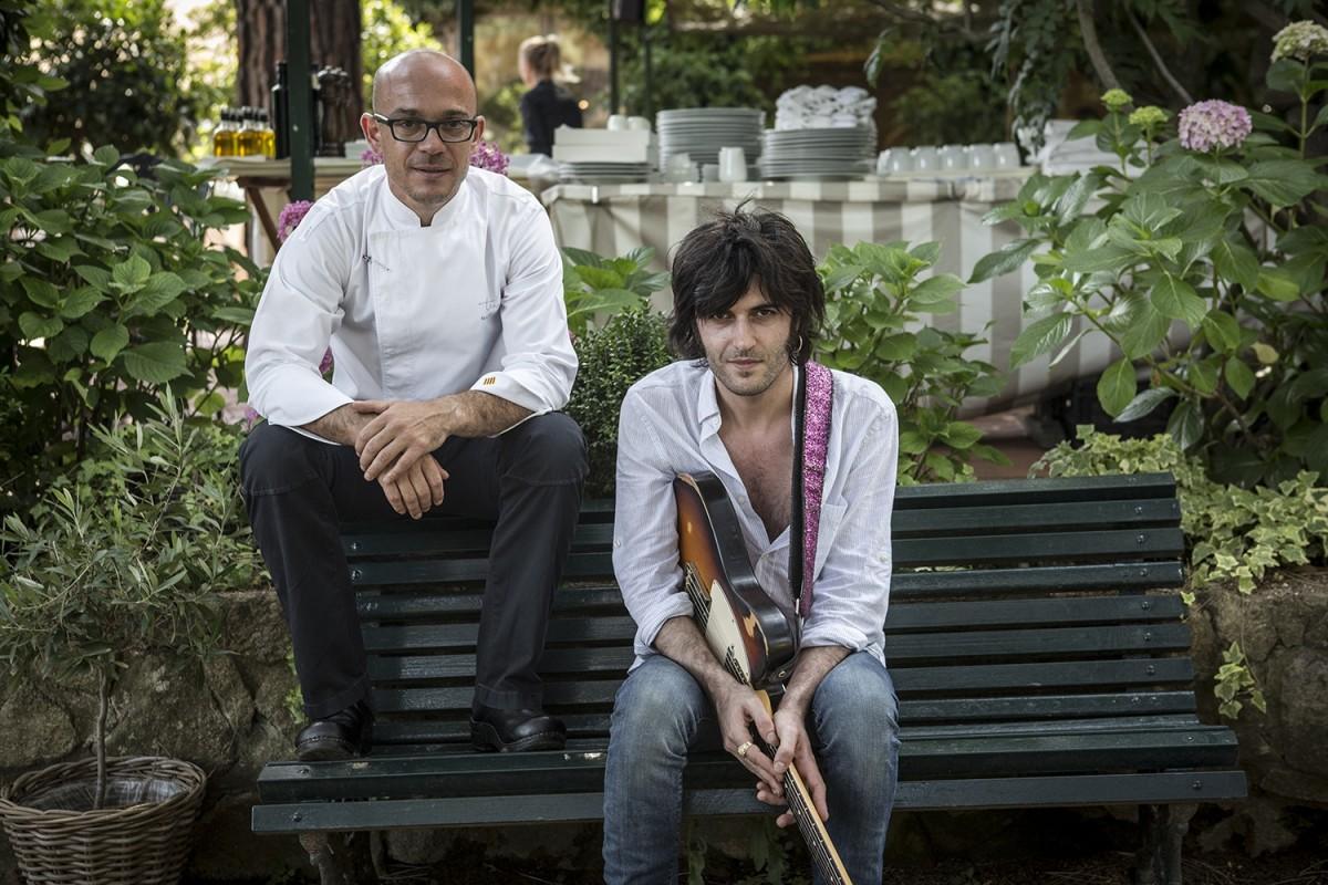 Xarim Aresté i Marc Gascons