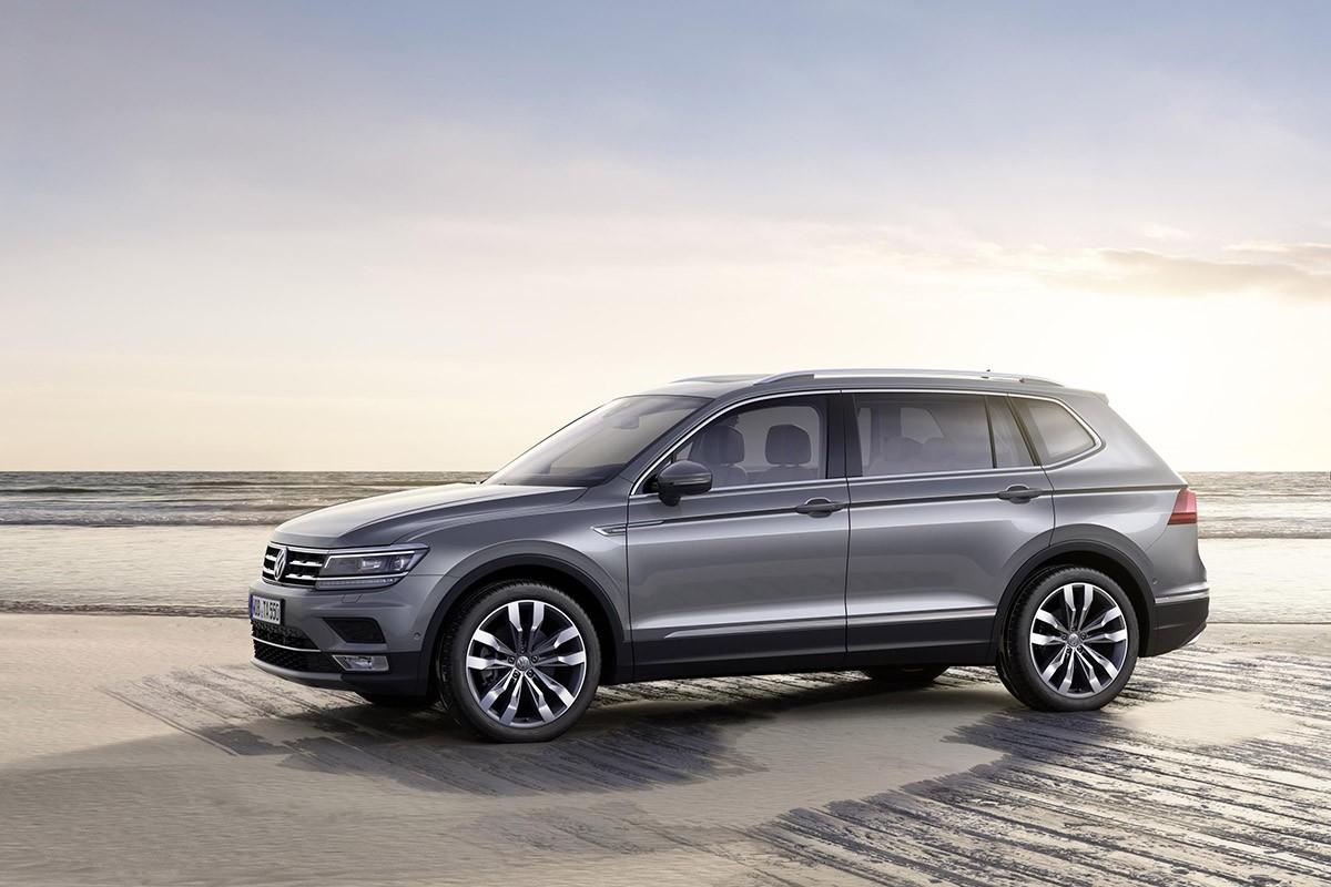 El nou SUV de Volkswagen és la baula entre el conegut Tiguan