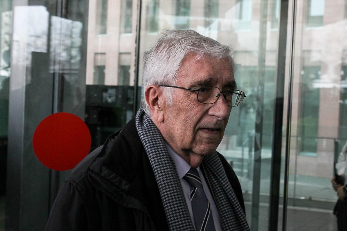 Daniel Osàcar en una imatge d'arxiu