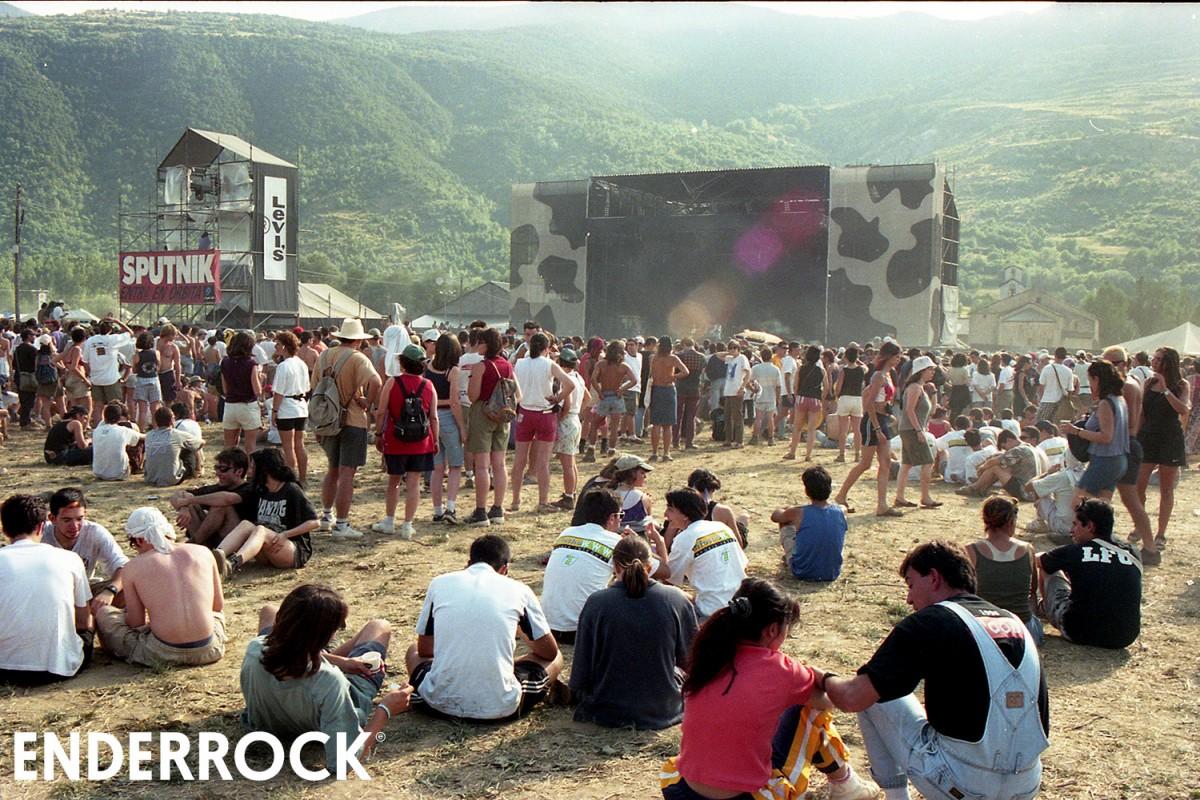 Doctor Music Festival al 1998