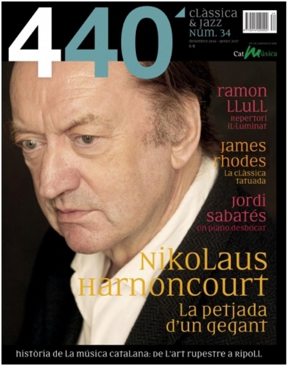 Número de gener de 440 Clàssica