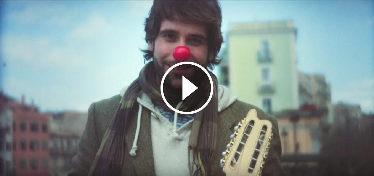 Fotograma del video promocional del Festival Strenes