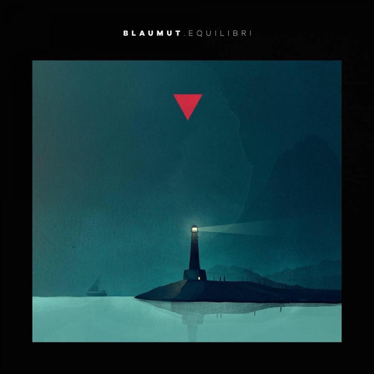 Portada d'«Equilibri» de Blaumut