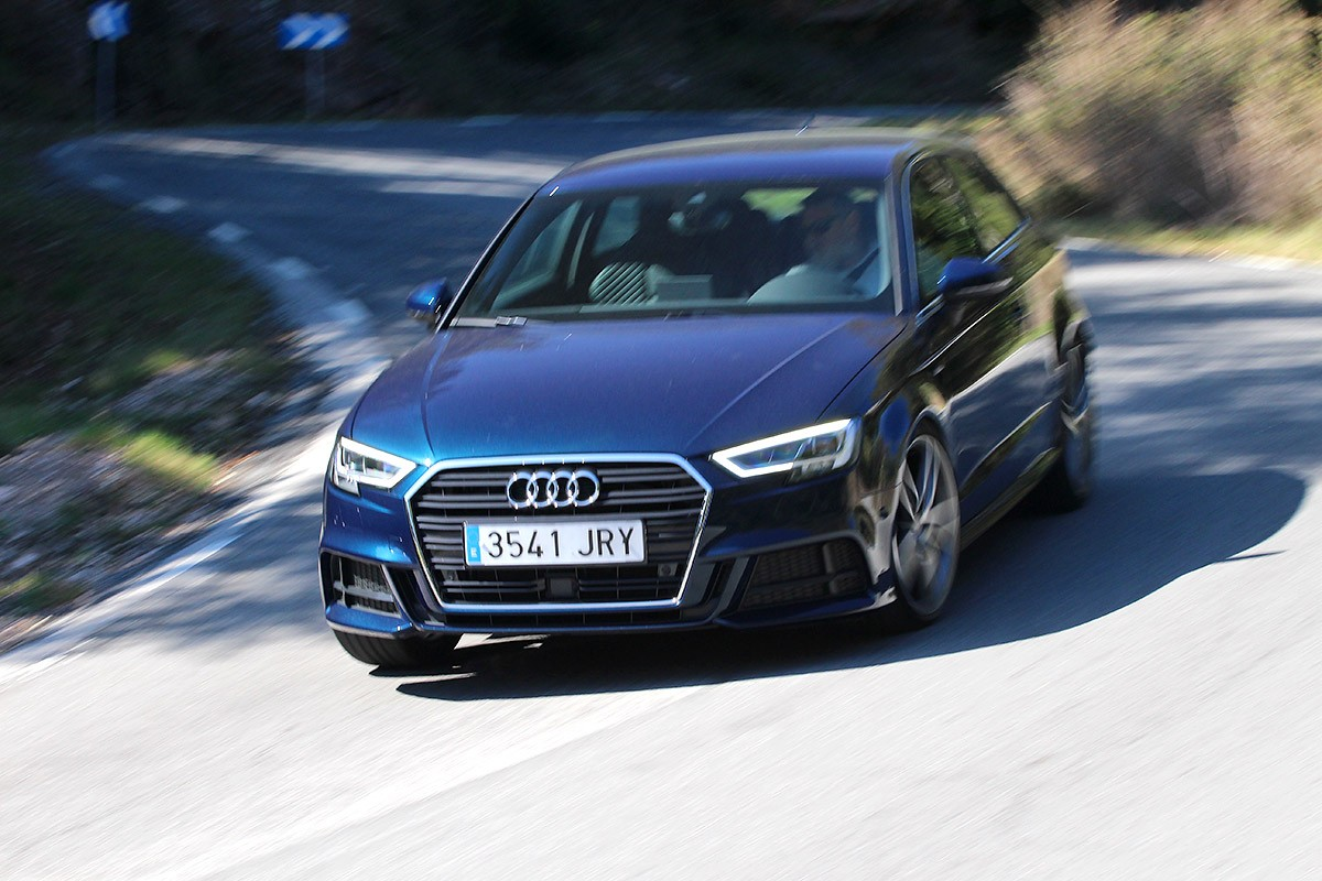 L'Audi A3 aglutina moltes virtuts