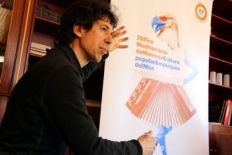 Un collage fotogràfic protagonitzat per una àliga il·lustrarà la 20a Fira Mediterrània