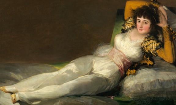 Les «majas» de Goya