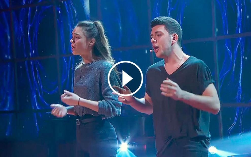 Els Friendship Sound, el duet format per l'Èric i l'Alexandra