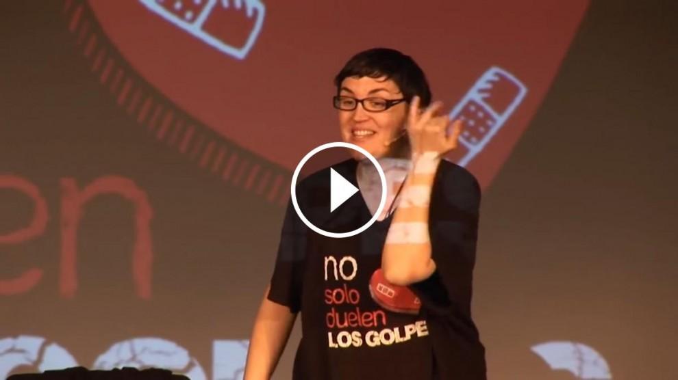 El monòleg feminista de Pamela Palenciano.