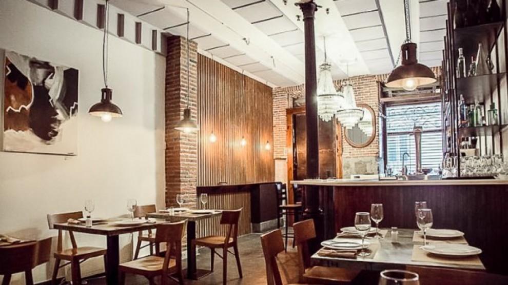 El restaurant Ástor, en una imatge d'arxiu