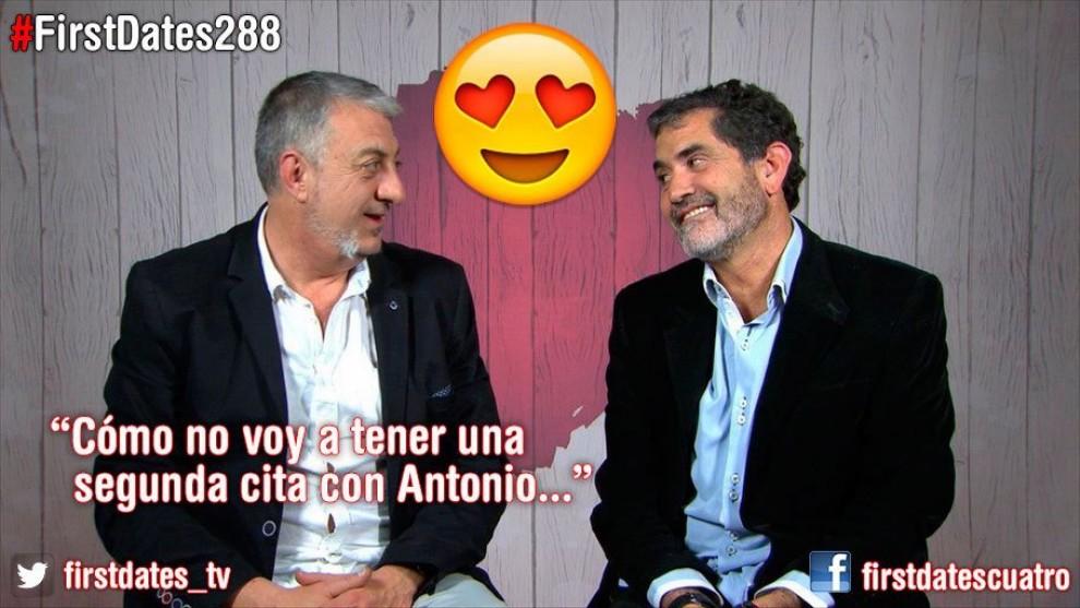 Sobrino ha trobat l'amor al programa de cites sorpresa de Cuatro
