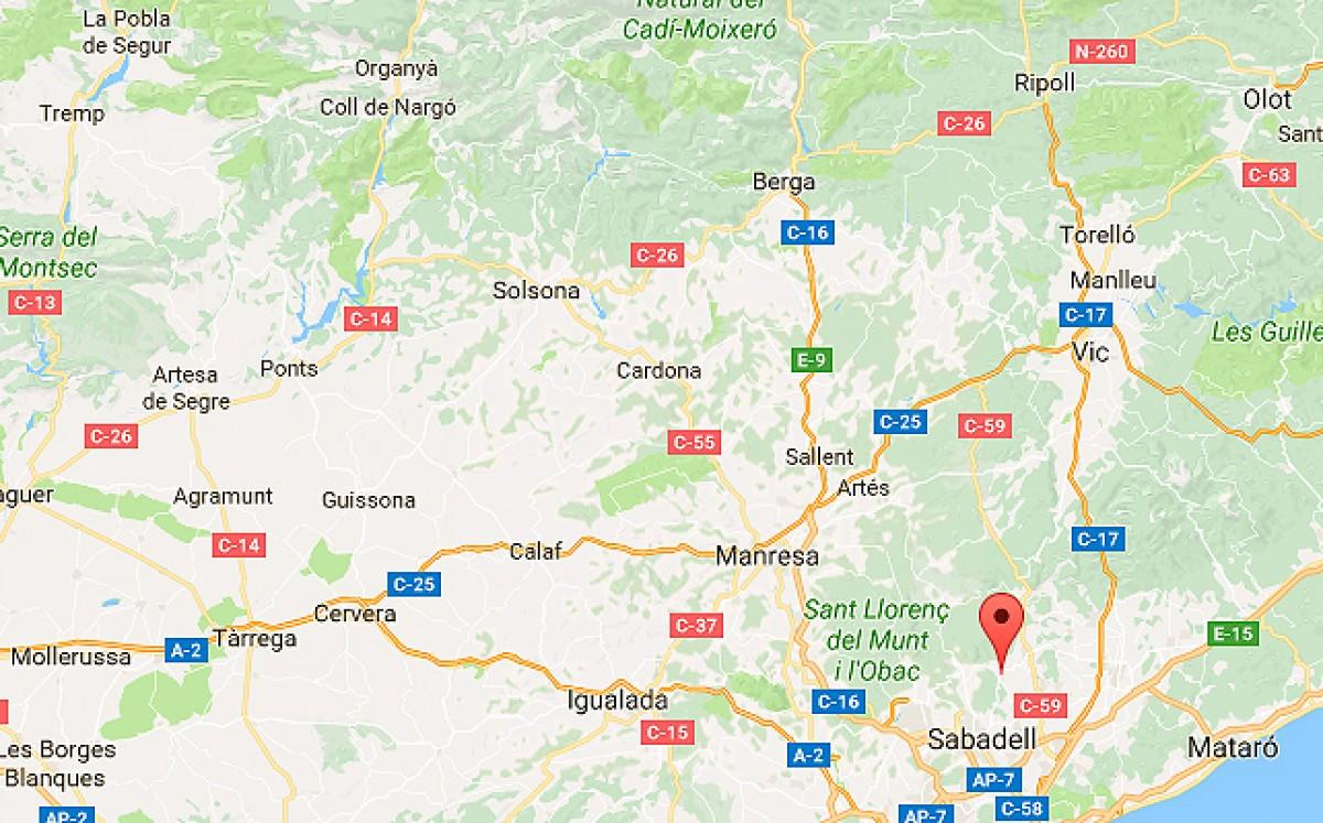 Imatge de Google Maps