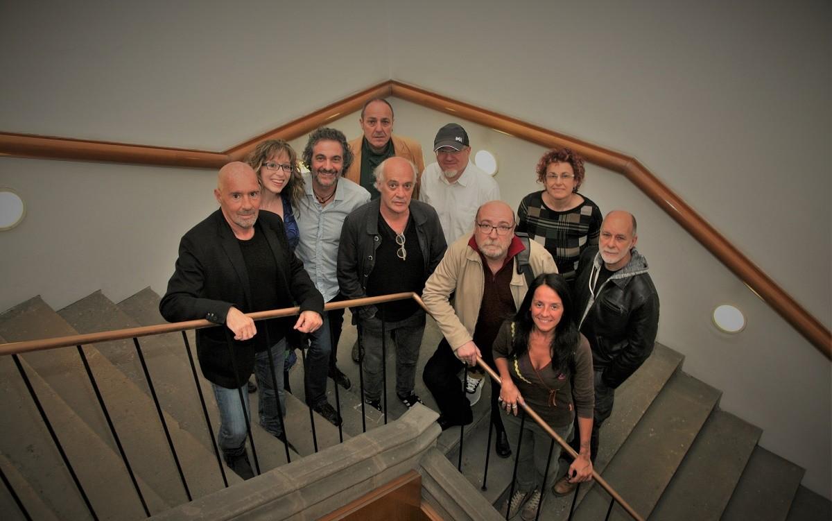 Els protagonistes del Barnasants 2017