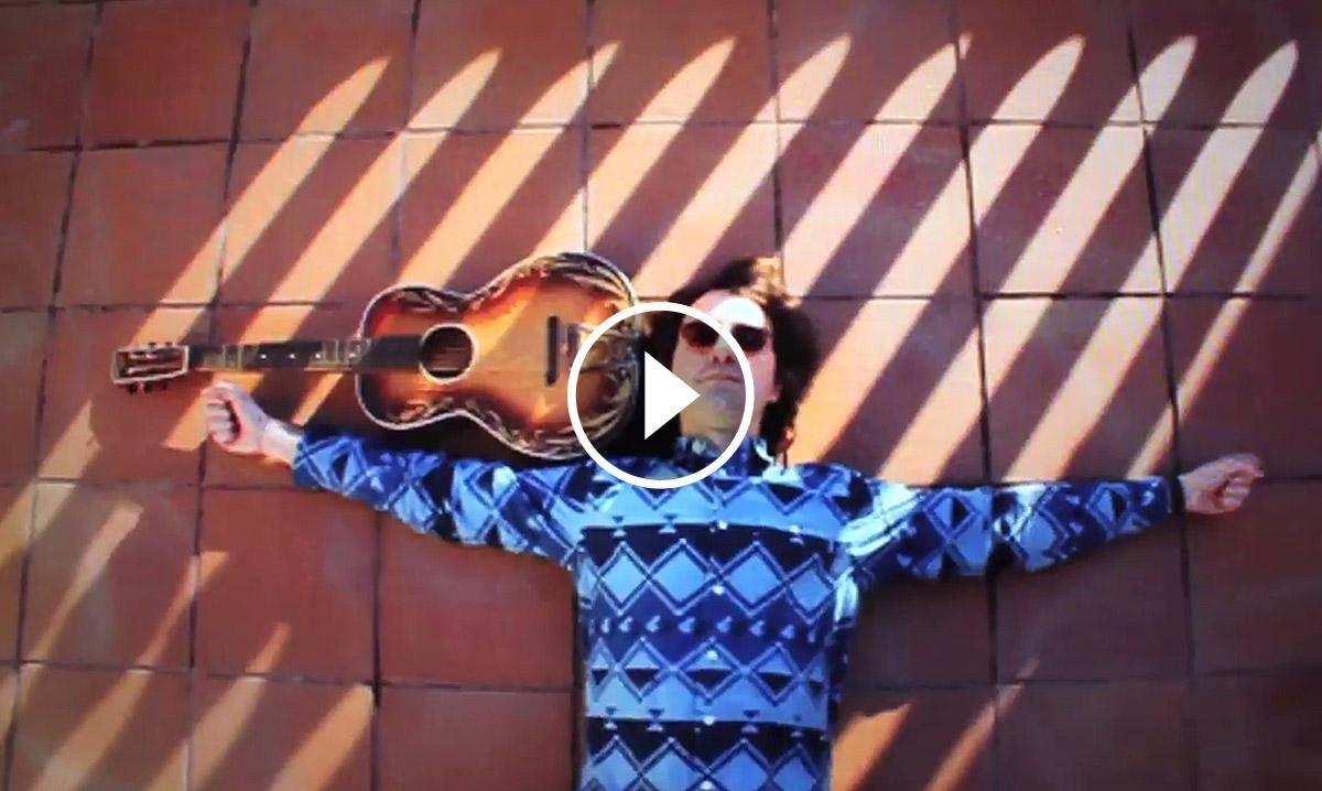Un fotograma de «Boström», el primer videoclip del disc «Llobregat» de La Sentina