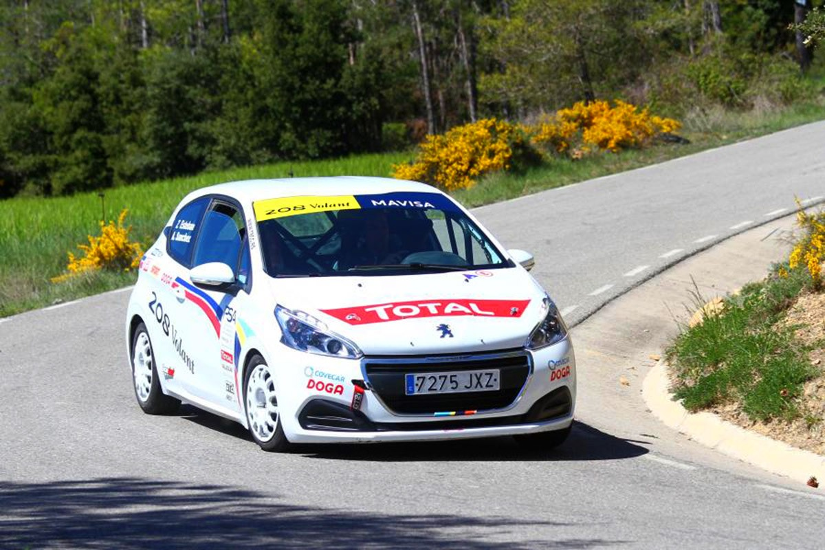 El Peugeot 208 1.2 Puretech serà el nou cotxe de la nova temporada