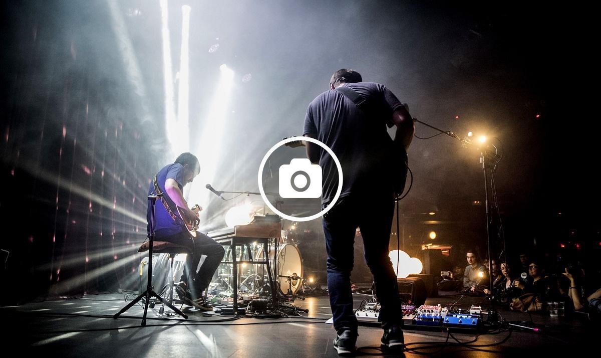 Pau Vallvé amb el nou format en quartet a la Sala Apolo