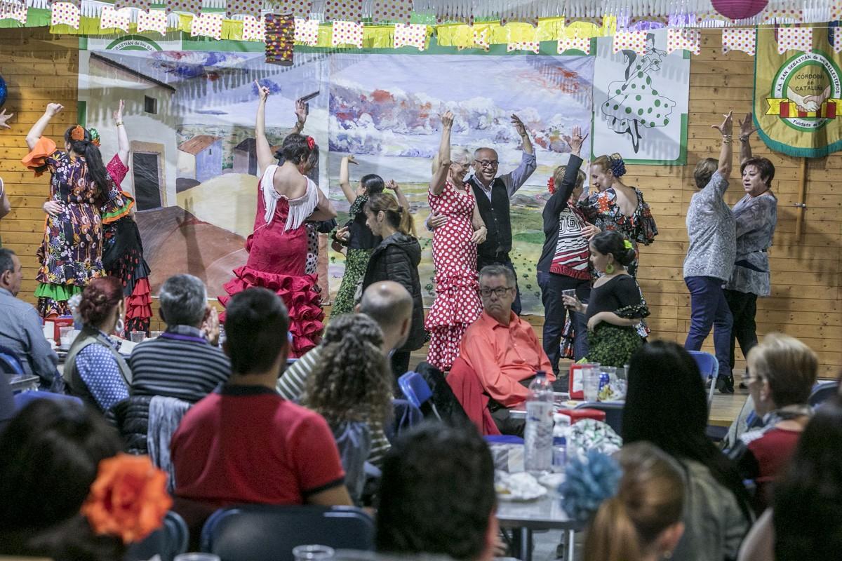 La Feria de Abril s'ha instal·lat a Sabadell
