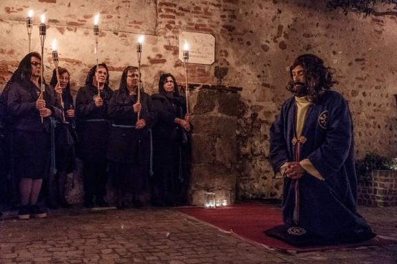 Processó de la Sanch a Elna