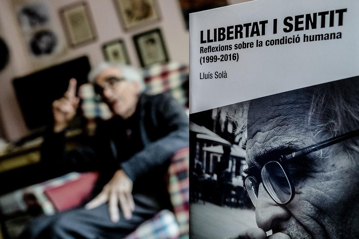 Lluís Solà, autor de «Llibertat i sentit»
