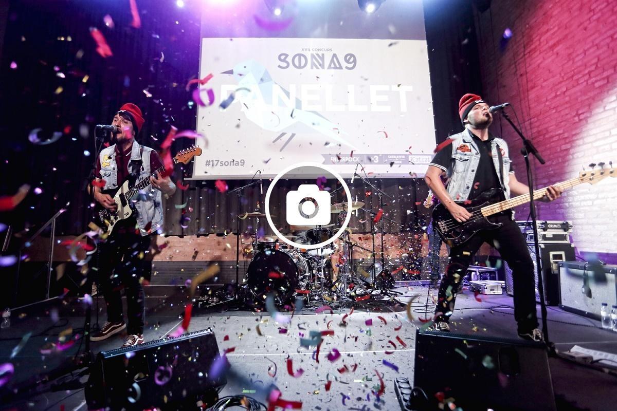 Panellet, els guanyadors de la primera nit del Sona9