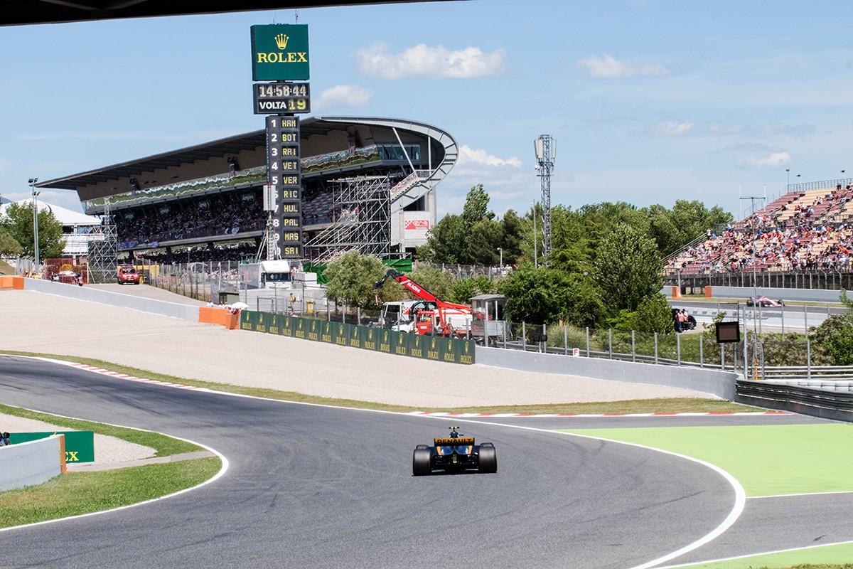 El circuit de Barcelona Catalunya va ser escenari d'una batalla èpica