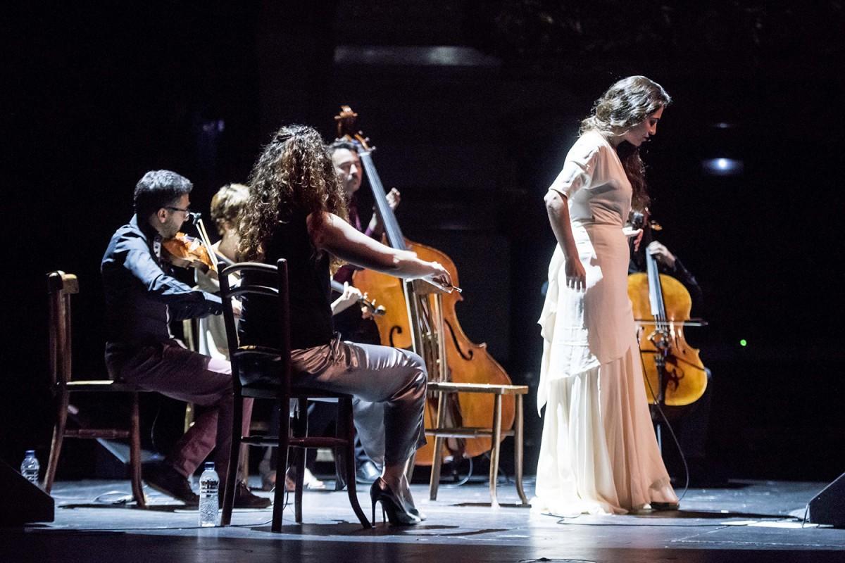 Sílvia Pérez Cruz al Gran Teatre del Liceu