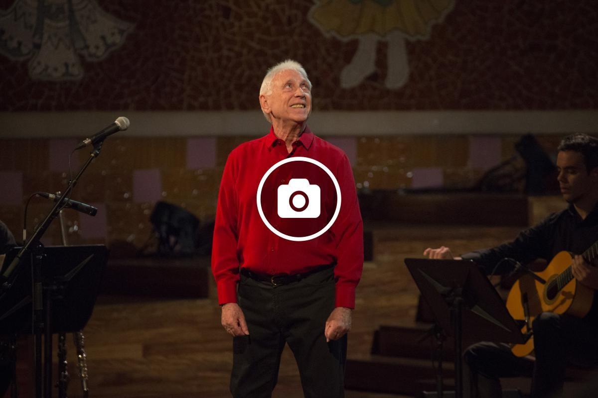 Raimon va concloure un últim mes de recitals al Palau aquest diumenge