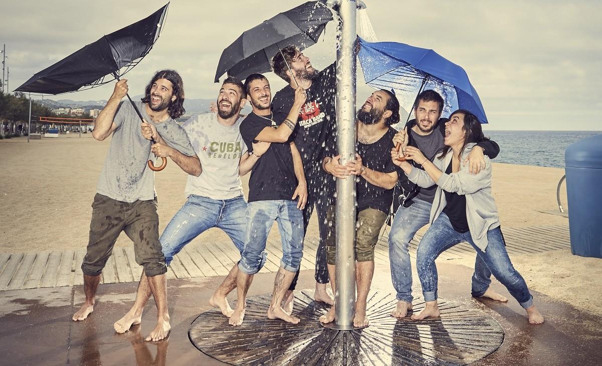 Itaca Band són el grup en portada de l'Enderrock de juny