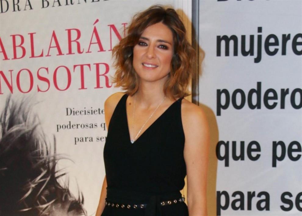 Sandra Barneda, en una imatge d'arxiu
