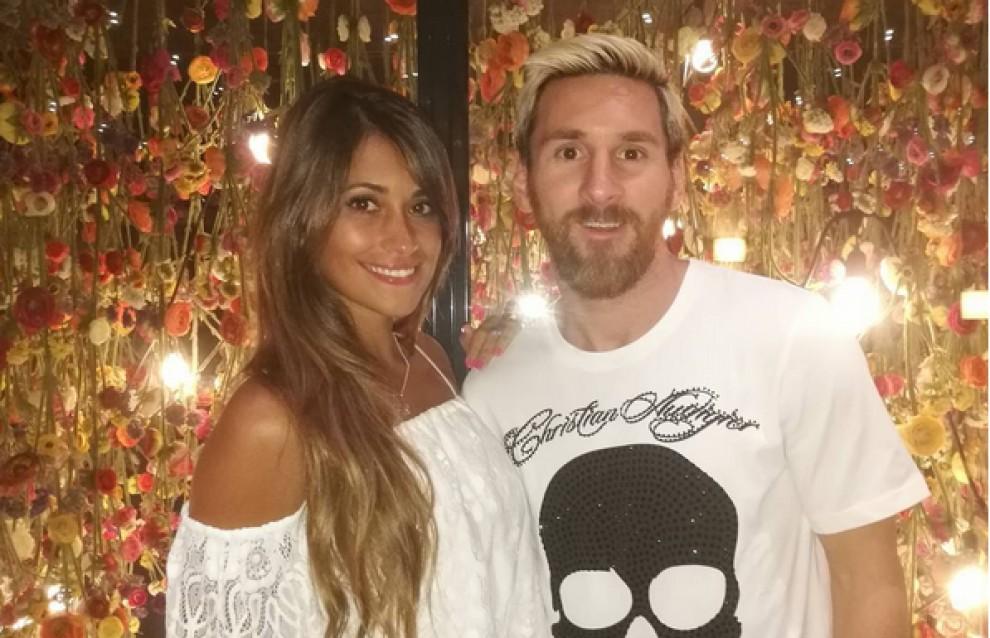 Leo Messi i Antonella Roccuzzo