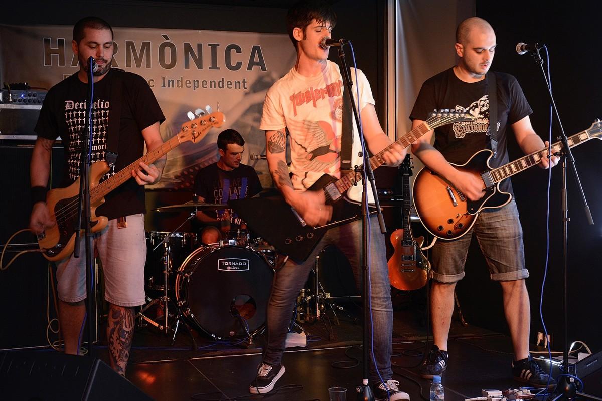 Primera edició de l'Harmònica, l'any 2015
