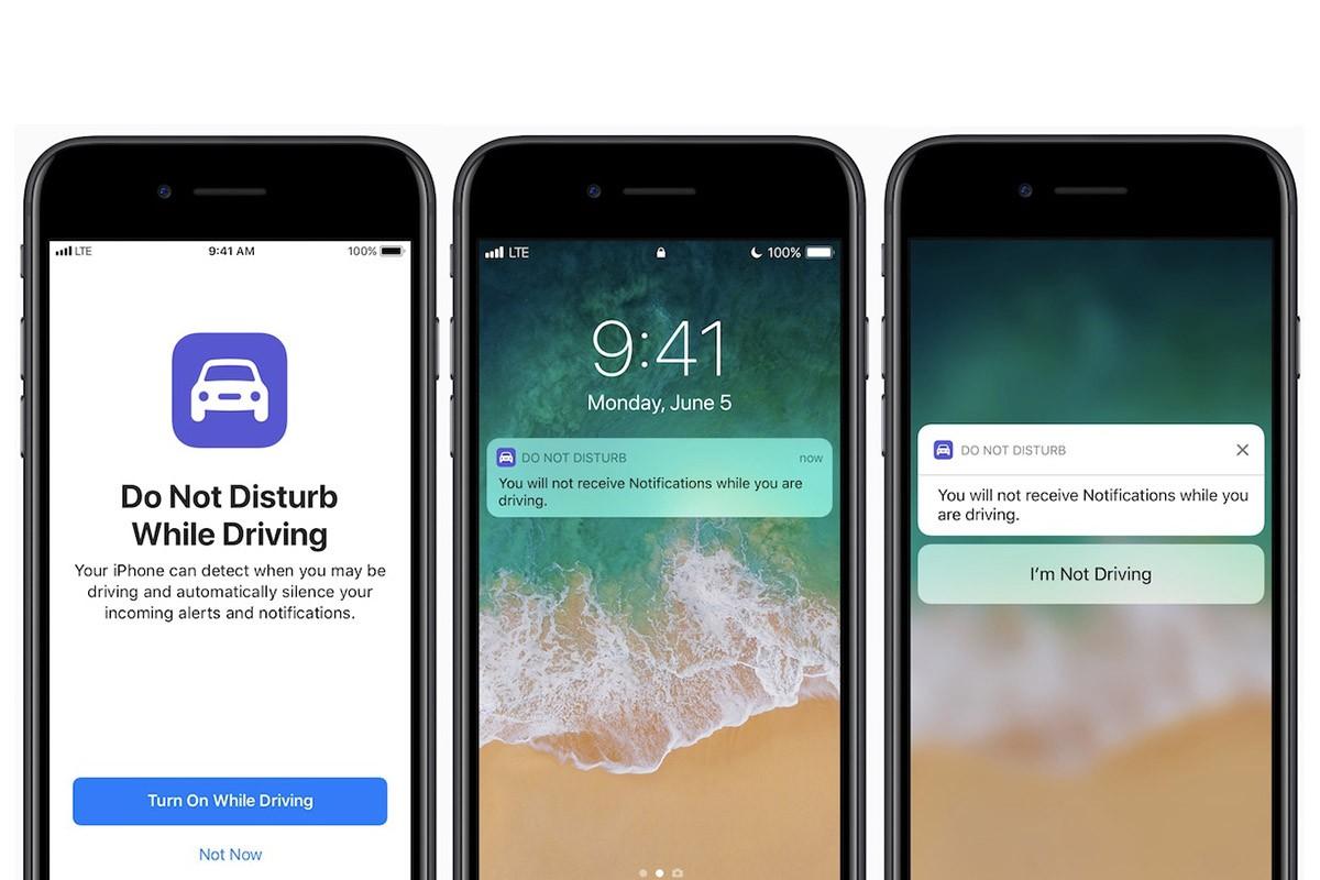 El teu iPhone vetllarà per la teva seguretat al volant