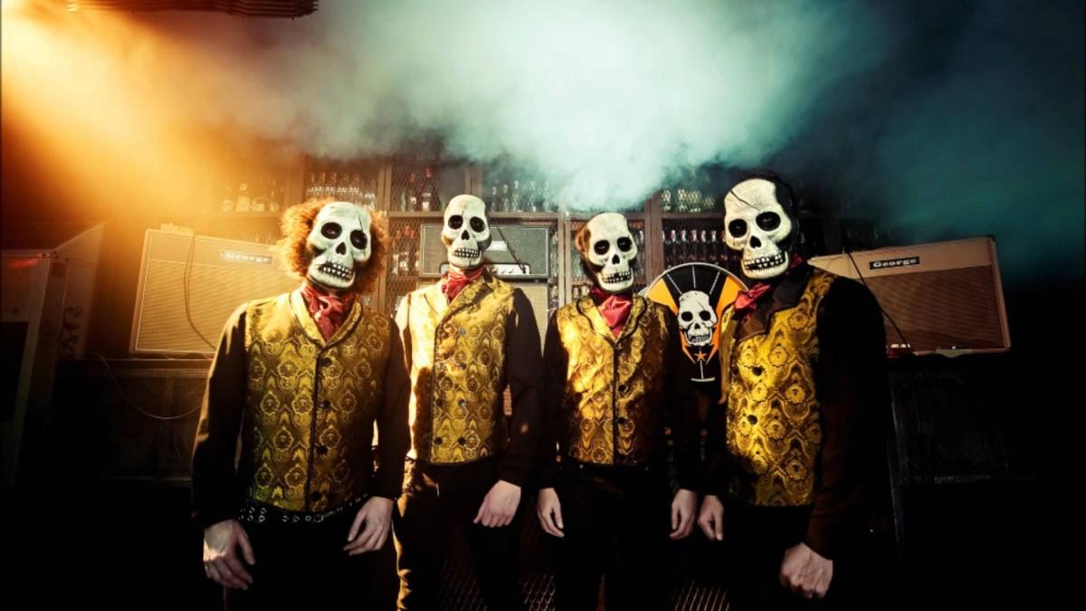 Los Tiki Phantoms actuaran al FestiSurf Costa Brava