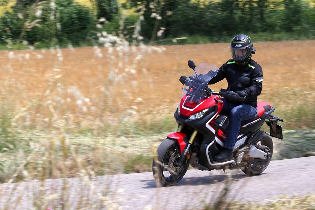 La Honda X-ADV et portarà molt més enllà de la ciutat