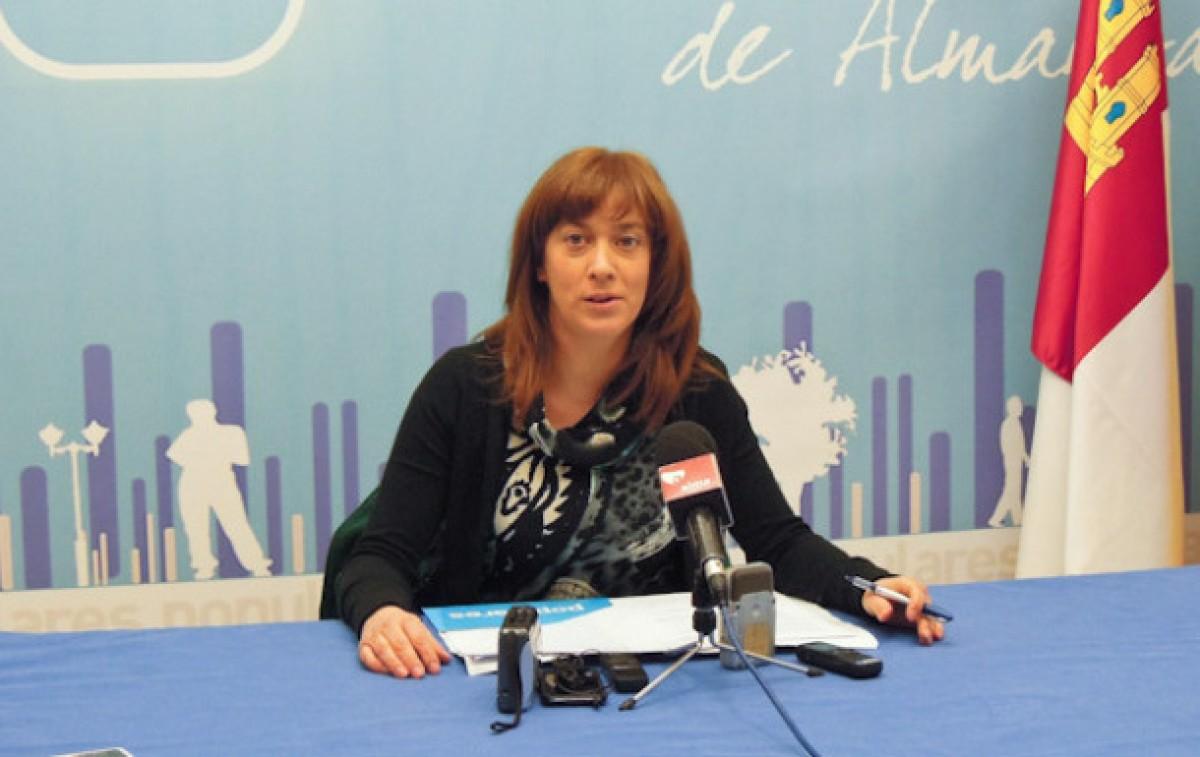 Irene Moreno, en una imatge d'arxiu