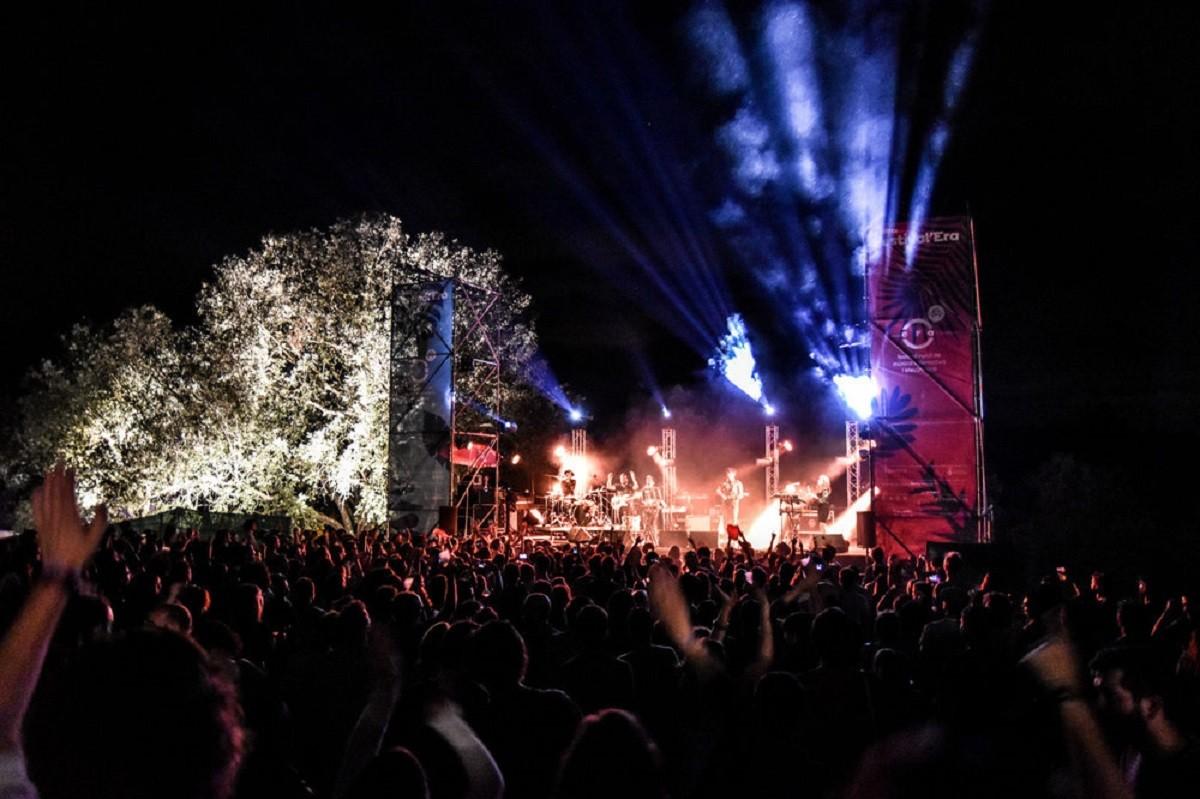 Concert de l'any passat al Festival'Era