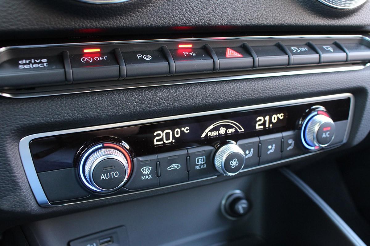 L'aire condicionat és un element de seguretat