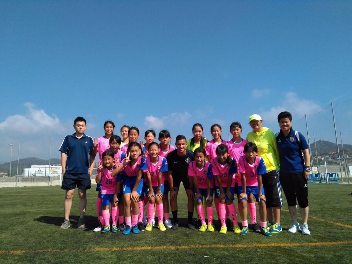 Un equip xinès participarà enguany en aquesta edició de la competició.