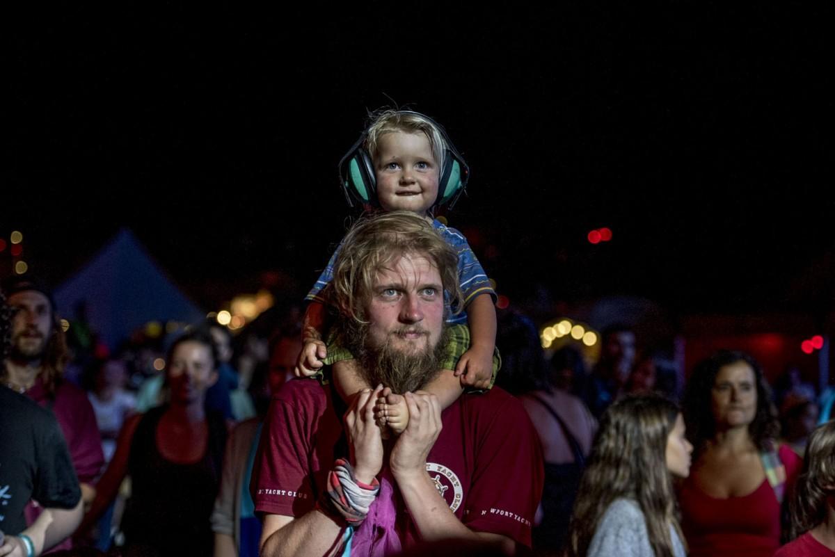 El Clòwnia és un festival de públic jove però també hi assisteixen moltes famílies