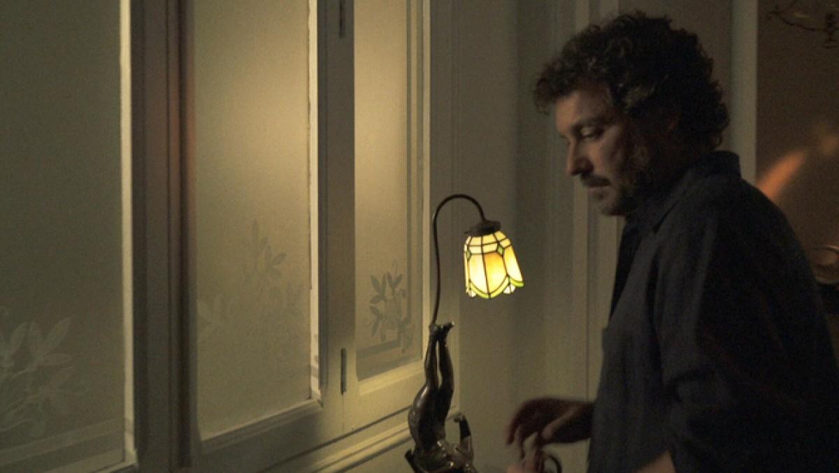 Marc Cartes, un dels actors protagonistes de la nova sèrie de TV3
