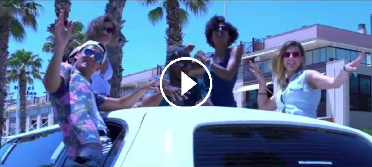Imatge del nou clip de Lo Pau de Ponts
