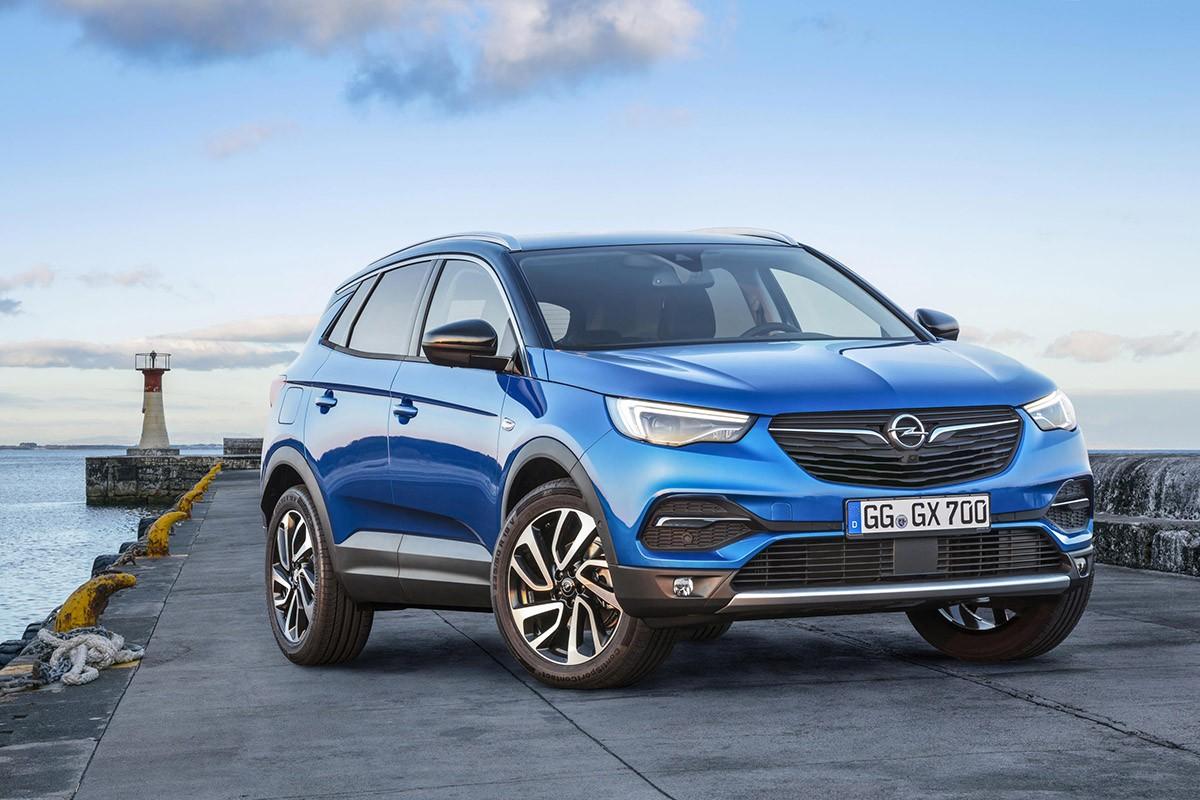 El Grandland X d'Opel promet dinamisme i habitabilitat