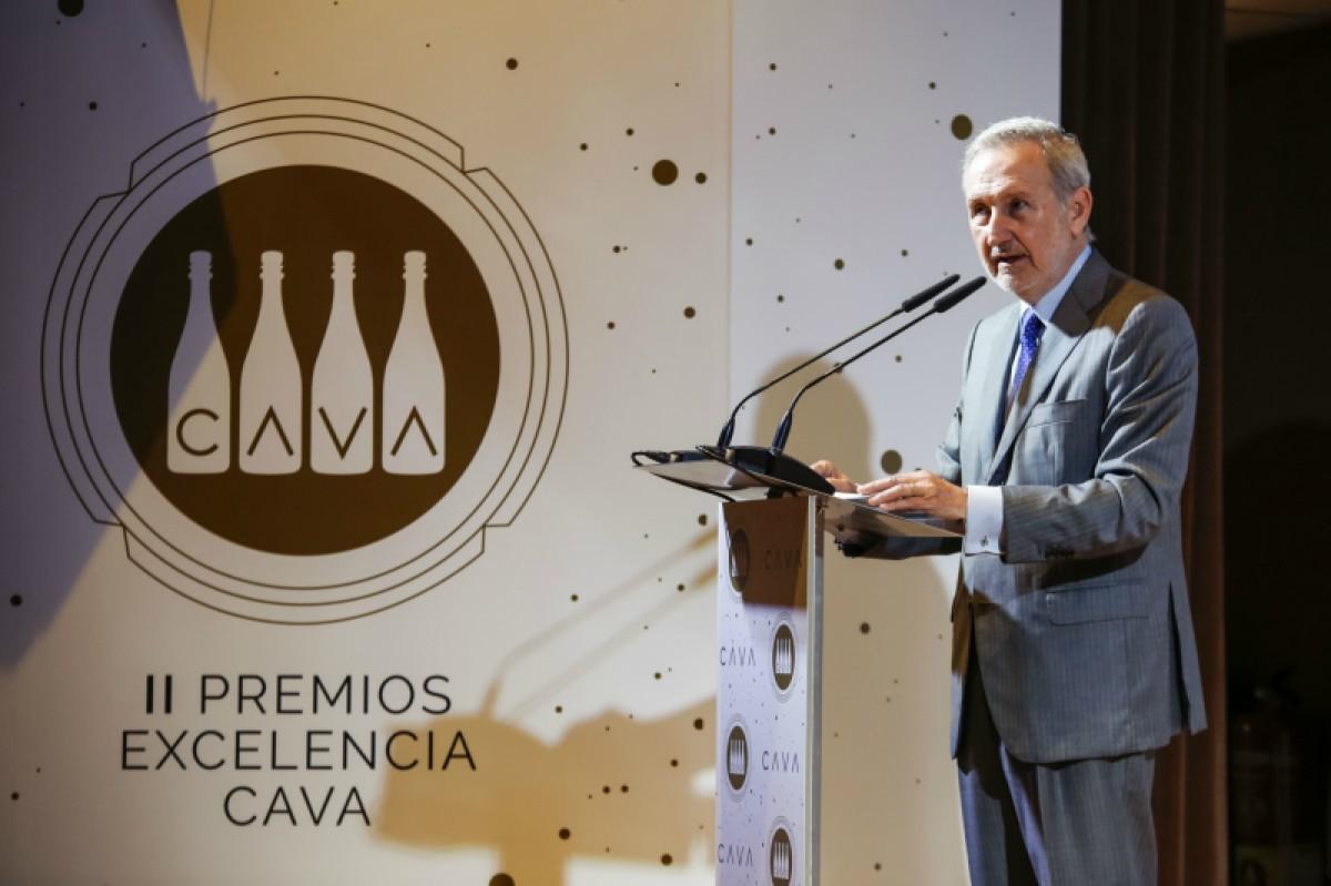 Pere Bonet, president del Consell Regulador del Cava
