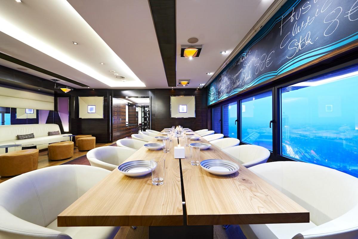 Sopar al restaurant Falco pot costar més de 200 euros